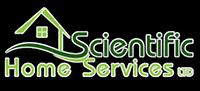 Scientific Home Services Footer Logo